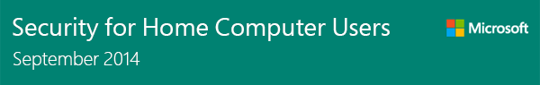 Security for Home Computer Users