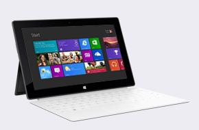 Surface Windows RT für Unternehmen