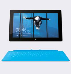 Surface RT für Unternehmen