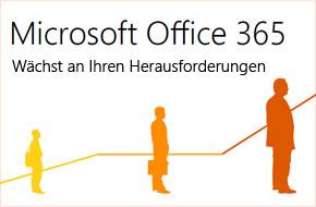 Vorteile von Office 365 für mein Unternehmen