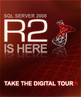 SQL Server 2008 R2 is here: Take the digital tour