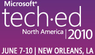 TechEd North America 2010