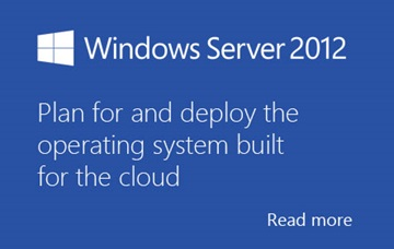 Windows Server 2012 Plan for and deploy