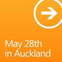 May 28th in Auckland