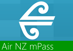 Download Air NZ mPass