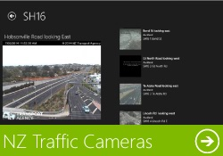 Download NZ Traffic Cameras