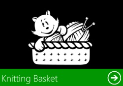 Download Knitting Basket