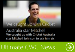 Download Ultimate CWC News