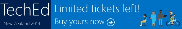 TechEd tickets