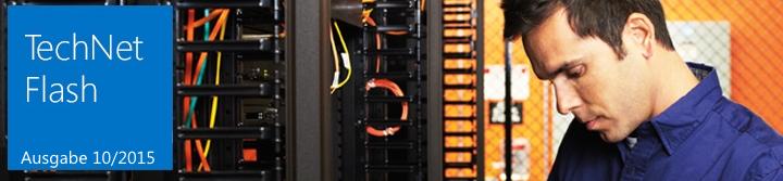 TechNet Flash 10/2015