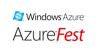 AzureFest - Windows Azure