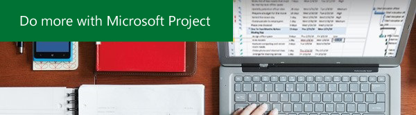 do more with microsoft project