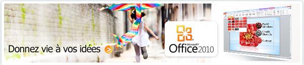 Exclusif : Microsoft Office 2010 est disponible !