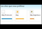 Passez à la vitesse supérieure avec Internet Explorer 9