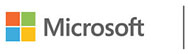 Microsoft header Logo.