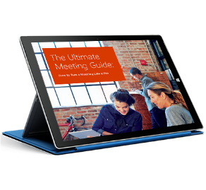 The Ultimate Meeting Guide: How to Run a Meeting Like a Pro